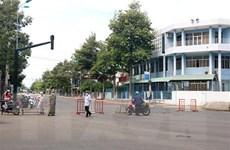 Bình Thuận, Hòa Bình nỗ lực khoanh vùng, khẩn trương dập dịch COVID-19
