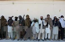 Thêm nhiều vùng của Afghanistan rơi vào tay phiến quân Taliban