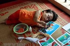 Người dân Pháp hướng về nạn nhân chất độc da cam Việt Nam