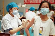 Hơn một nửa dân số Trung Quốc đã tiêm đủ 2 mũi vaccine COVID-19