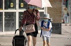 Số trẻ em nhập viện vì COVID-19 tăng cao kỷ lục tại Mỹ