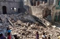 Động đất ở Haiti: Bác sỹ Cuba tham gia chữa trị, Mỹ cứu trợ khẩn cấp