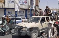 Taliban chiếm thành trì cuối cùng ở miền Bắc của Chính phủ Afghanistan