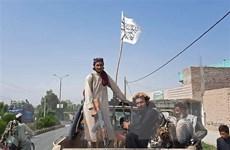Tình hình Afghanistan: Nga muốn lập quan hệ hữu nghị với lãnh đạo mới