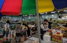 Các nền kinh tế APEC đạt tăng trưởng mạnh trong quý một