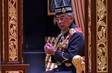 Quốc vương Malaysia thúc đẩy đồng thuận giữa các chính đảng