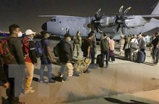"""Mỹ khẳng định Taliban sẽ tạo """"hành lang an toàn"""" tới sân bay ở Kabul"""