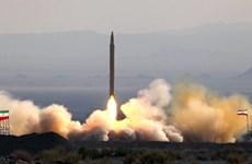 Iran tiếp tục theo đuổi chương trình tên lửa vì mục đích quốc phòng