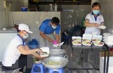 Những bếp lửa yêu thương trong thời đại dịch COVID-19 tại Phú Yên