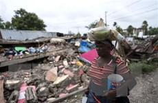 Haiti đối mặt với tình trạng khẩn cấp nghiêm trọng sau động đất