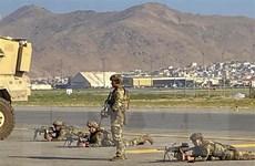 Afghanistan: Mỹ mở tuyến đường thay thế tới sân bay do lo ngại IS
