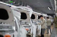 Ngành ôtô bị ảnh hưởng nặng nề nhất do gián đoạn chuỗi cung ứng