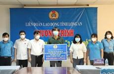 Đồng Nai, Long An kịp thời hỗ trợ lao động gặp khó khăn do dịch