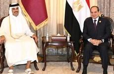 Ai Cập và Qatar tiếp tục tham vấn để tăng quan hệ song phương