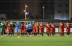 Vòng loại World Cup 2022: Đội tuyển Việt Nam đối mặt khó khăn đầu tiên