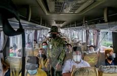 Ca mắc mới tại Philippines lại tăng cao, Campuchia cảnh giác với Delta