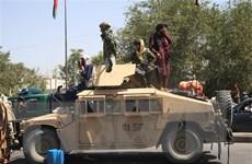 """Taliban chuẩn bị công bố chính phủ mới """"trong những ngày tới"""""""