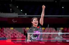 Paralympic Tokyo ngày 29/8: Trung Quốc tiếp tục dẫn đầu bảng xếp hạng