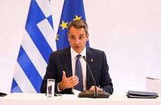 Hy Lạp cải tổ nội các do bị chỉ trích về cách giải quyết cháy rừng