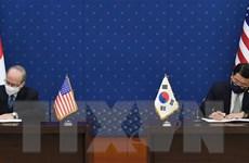 Thỏa thuận mới về chia sẻ chi phí quốc phòng Hàn-Mỹ có hiệu lực