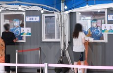 Hàn Quốc lo biến thể Delta lây lan báo động, Nhật có số ca mới giảm