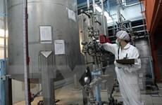 Iran kêu gọi châu Âu đóng vai trò tích cực trong đàm phán hạt nhân