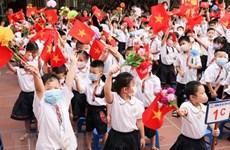 Các tỉnh tổ chức khai giảng năm học mới với nhiều hình thức linh hoạt
