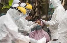 [Infographics] Tâm dịch Indonesia giảm mạnh số ca mắc COVID-19
