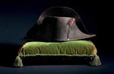 Đấu giá chiếc mũ được xác nhận có dấu vết ADN của Napoleon