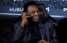 """Đồn đoán xung quanh tình trạng sức khỏe của """"Vua bóng đá"""" Pele"""