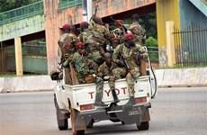 Vụ binh biến ở Guinea: Chỉ huy đảo chính họp với quan chức chính phủ