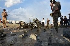 Tổ chức IS thừa nhận thực hiện vụ tấn công cảnh sát Iraq
