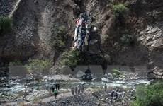 Bolivia: Xe buýt lao xuống khe núi khiến ít nhất 23 người tử nạn