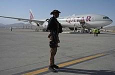 Chuyến bay đầu tiên chở người nước ngoài rời Afghansitan kể từ 30/8