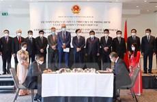 Chủ tịch Quốc hội Việt Nam tiếp đại diện nhiều tập đoàn lớn ở châu Âu