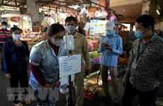 Số ca lây nhiễm COVID-19 trong cộng đồng tại Lào tăng cao