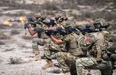 Azerbaijan, Thổ Nhĩ Kỳ và Pakistan tập trận quân sự chung