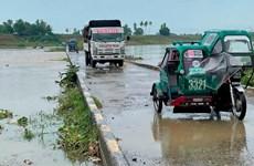 Hàng nghìn người Philippines vẫn phải sơ tán sau bão Chan Thu