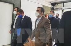 Iran đồng ý để IAEA sử dụng thiết bị giám sát các địa điểm hạt nhân