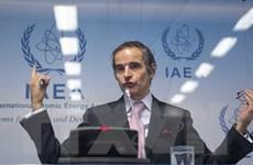 Giám đốc IAEA đến Tehran hội đàm với các quan chức Iran