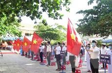 Tỉnh Khánh Hòa và Cà Mau tổ chức khai giảng năm học mới