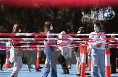 Australia áp dụng tờ khai nhập cảnh điện tử tích hợp cả tiêm phòng