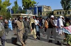 EU cam kết bổ sung viện trợ nhân đạo cho người dân Afghanistan