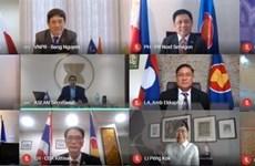 ASEAN và Nhật Bản tăng nỗ lực hướng tới phục hồi hậu COVID-19