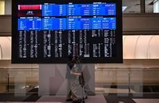 Chứng khoán châu Á giảm điểm do những lo ngại về đại dịch