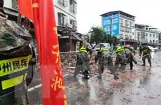 Động đất tại Trung Quốc: Ít nhất 10.000 người phải sơ tán khẩn cấp
