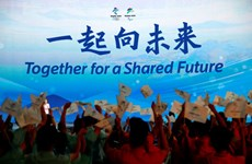 Công bố khẩu hiệu chính thức của Olympic mùa Đông Bắc Kinh 2022