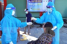 Thực hiện giãn cách xã hội tại một số địa bàn ở Quảng Bình và Sơn La