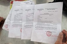 """TP. HCM bắt đối tượng làm giả và bán các loại giấy tờ để """"thông chốt"""""""