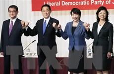 Cuộc tranh luận của các ứng cử viên cho vị trí Thủ tướng Nhật Bản